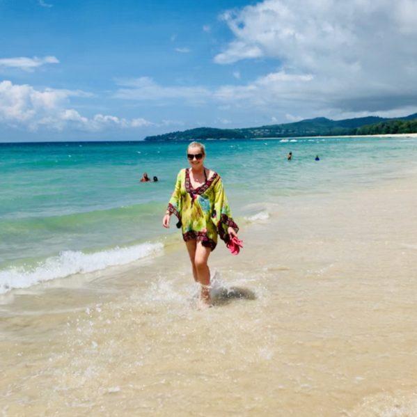 Phuket-Beach-Bang-Tao Foto: © Andrea Fischer