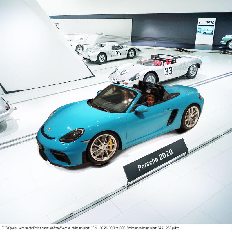 Porsche-Museum-Foto-via-Mail Foto: © Andrea Fischer, Trips4Kids.de