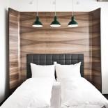 Hotel Daniel Wien - Zimmer mit Doppelbett