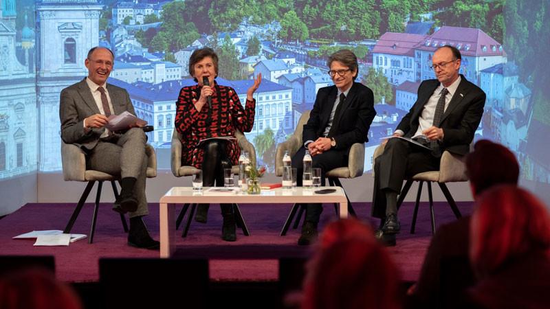 Pressevorstellung Salzburger Festspiele 2020