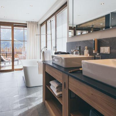 Badezimmer im PURE Appartment