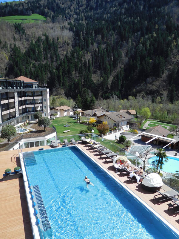 Quellenhof Passeier Talmeran Südtirol Trips4kids