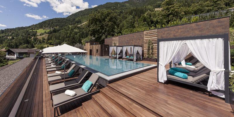 Quellenhof Sky Pool Alpenschloessel