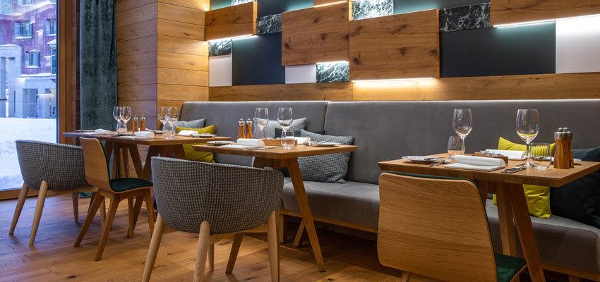 Radisson Blu Hotel Reussen Restaurant Spun