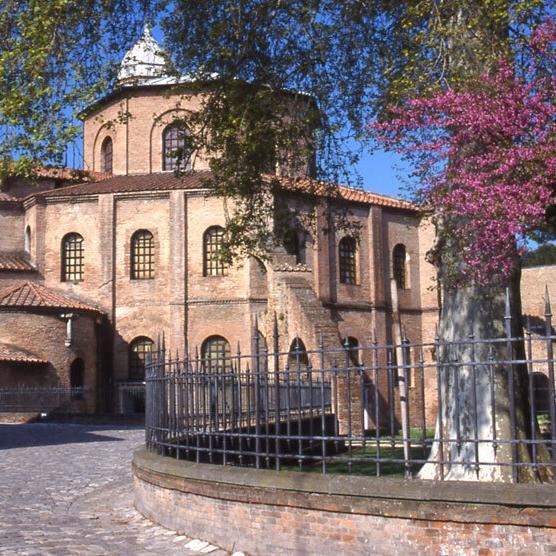 Basilica San Vitale in Ravenna