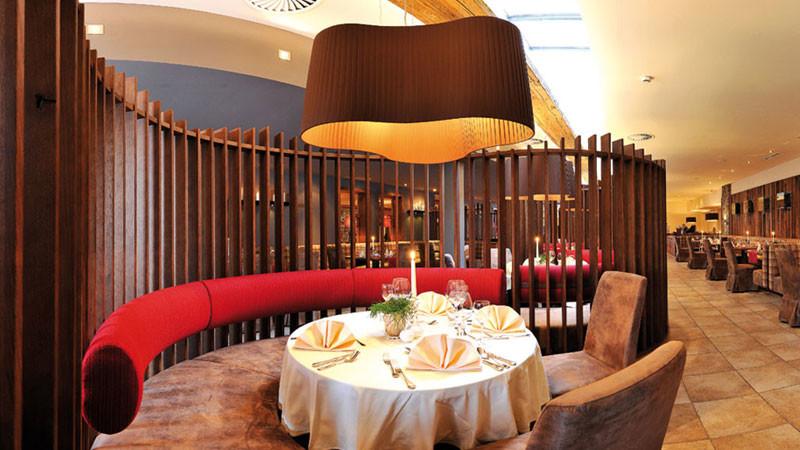 Restaurant im Familienresort Ellmauhof Hinterglemm