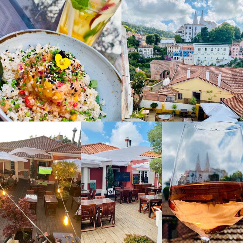 Restaurant-RAIZ-Sintra Foto: © Andrea Fischer, Trips4Kids.de