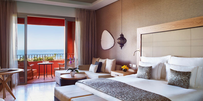 The Ritz Carlton Abama Zimmer mit Ocean View