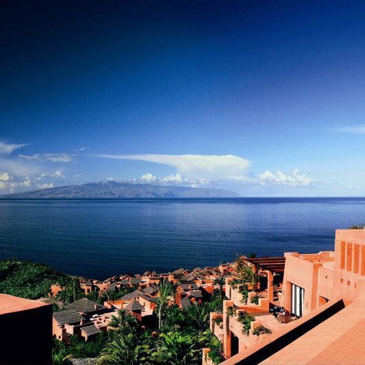 The Ritz Carlton Abama Panoramic View