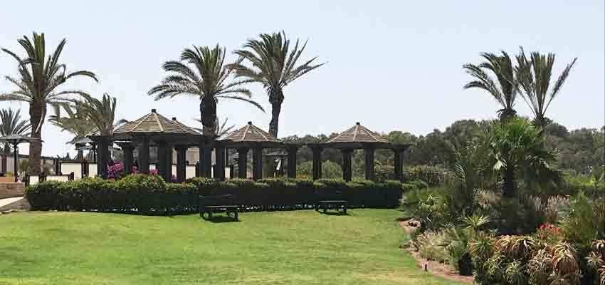Poolarea im Robinson Club Agadir