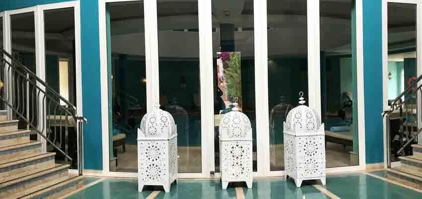 Wellfit Bereich im Robinson Club Agadir