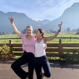 Ruebezahl-Yoga-Freundinnen