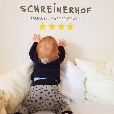 Baby im Schreinerhof ©Aline Scheuböck