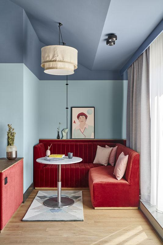 Schwan Locke München - Terrace Suite