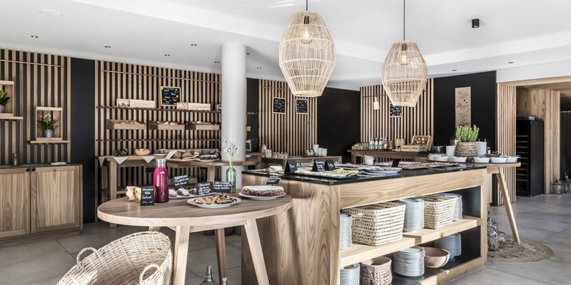 Der Seehof Nature Retreat - Restaurant Borgo dei Sapori