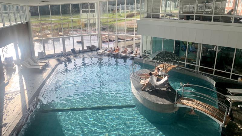 Selma-Spa-Insel-Pool Foto: @Andrea Fischer