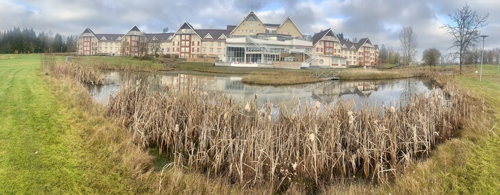 Selma-Spa-Ansicht mit Teich@Andrea Fischer