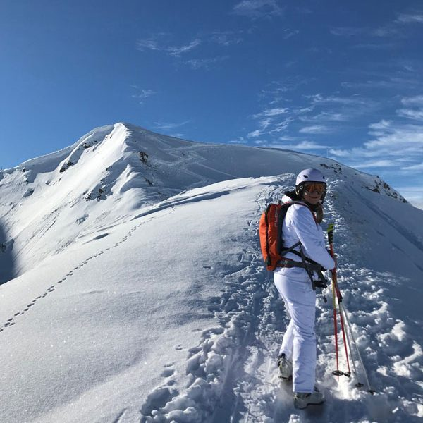 Skitour Skigebiet La-Plagne
