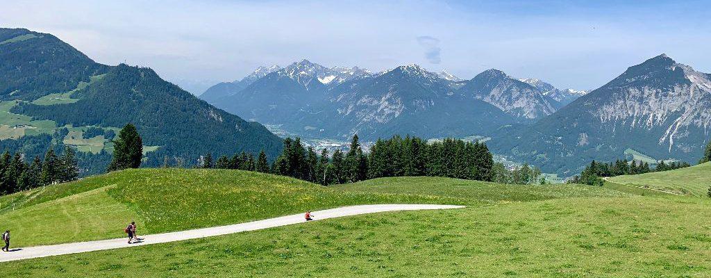 Wanderung Alpbachtal © Foto: Andrea Fischer