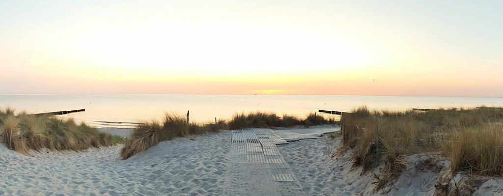 Strand in Markgrafenheide
