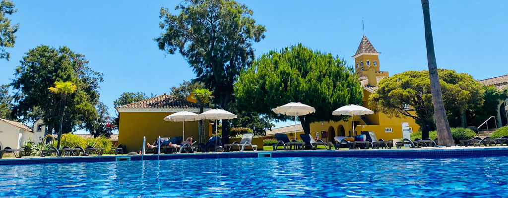 Vila Gale Albacora, Pool Foto: © Andrea Fischer, Trips4Kids.de