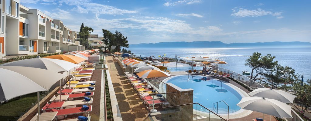 Valamar Girandella Resort_Children splash zone