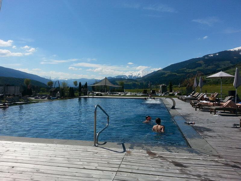 Hotel Sonnenhof Pool