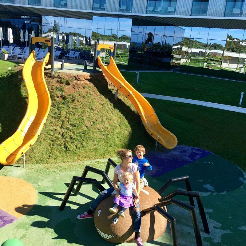 Spielplatz Hotel Amarin