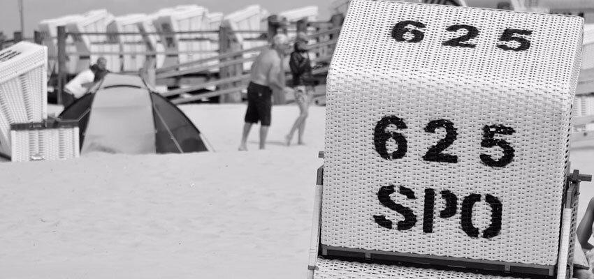 Strandkorb in SPO