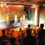 Kinderdisco im Theater