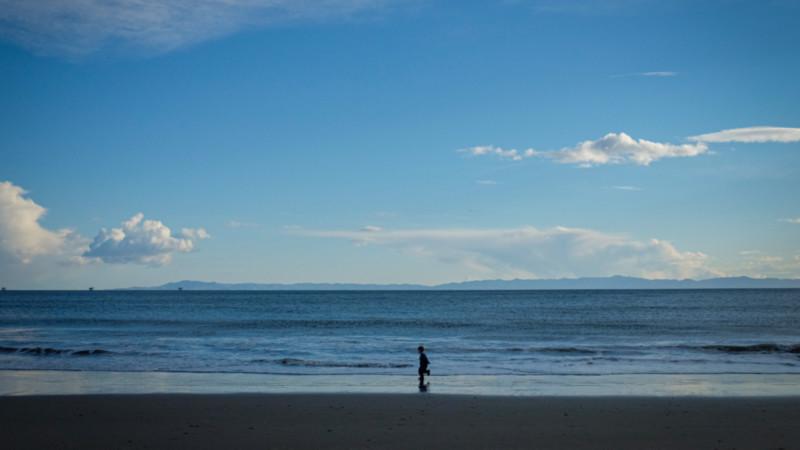 strand-kalifornien Foto: @Michael Hartenberger
