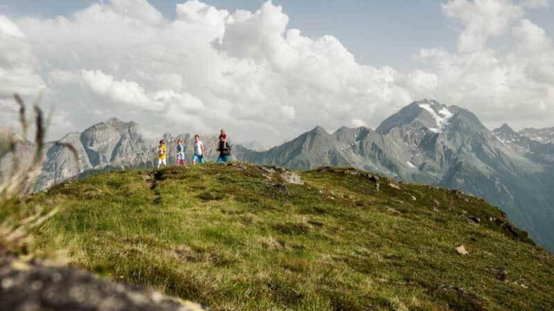 Stubaier Alpen im Sommer, TVB Stubai, c-Andre Schoenherr