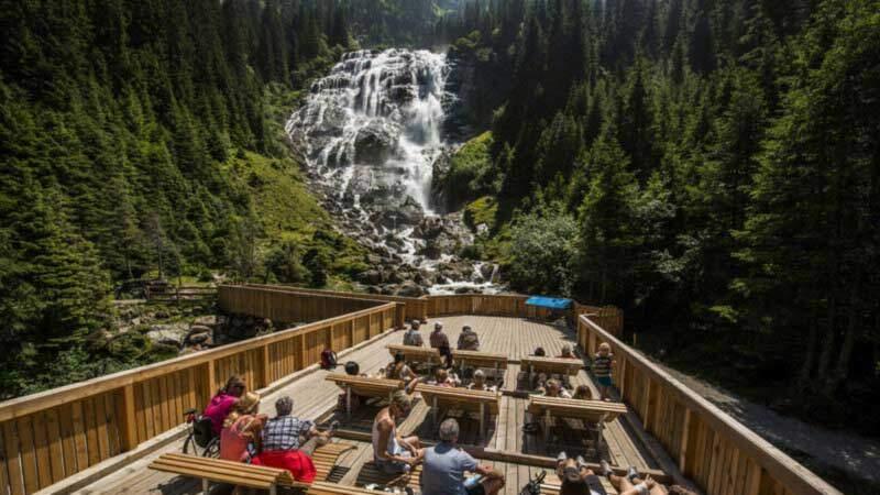 Grave Wasserfall, TVBStubaiTirol -c-Heinz Zak
