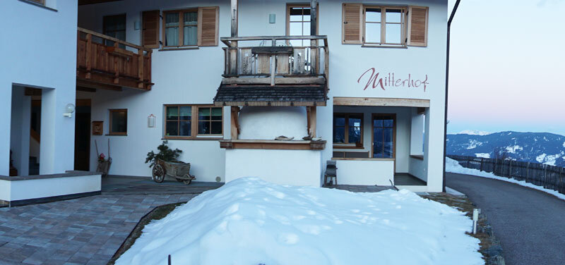 Hotel Winterhof im Ultental