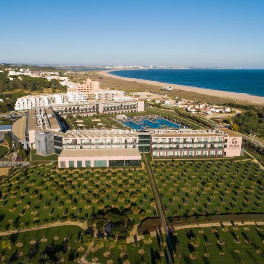 Gesamtanlage- Hotel Vila Galé Lagos @ Foto: Vila Galé Hotels