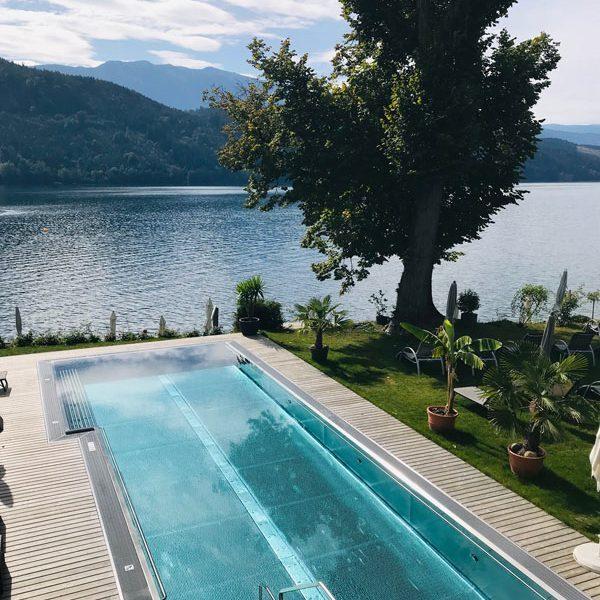 Villa Postillion am See - Pool