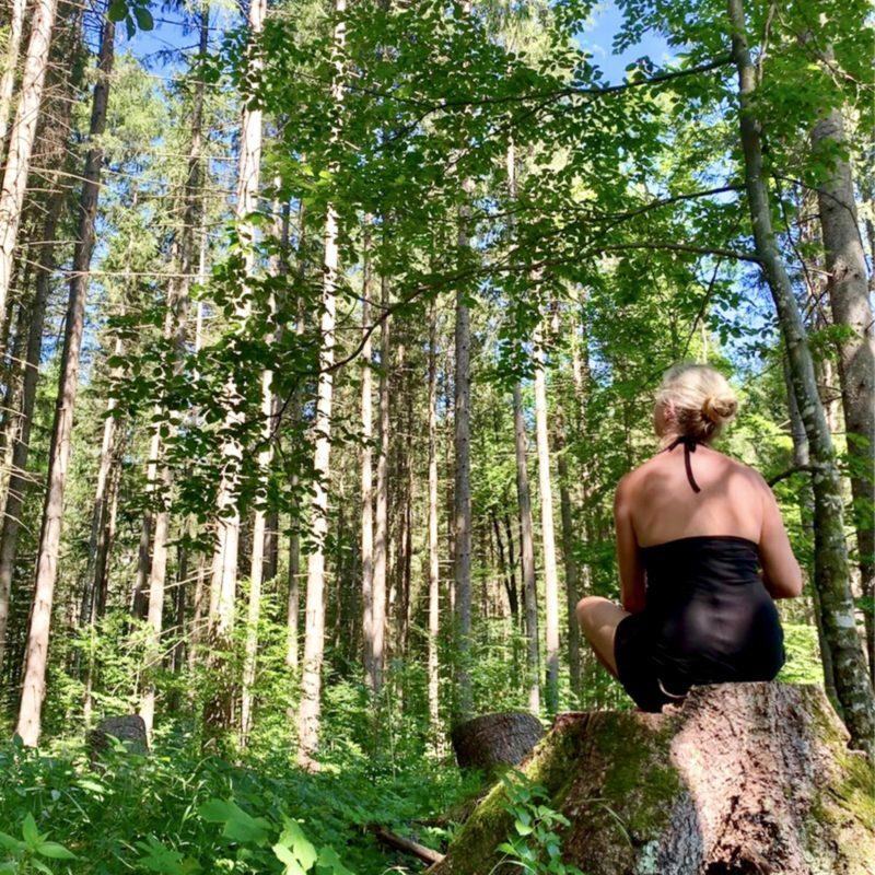 Waldbaden © Foto : Andrea Fischer