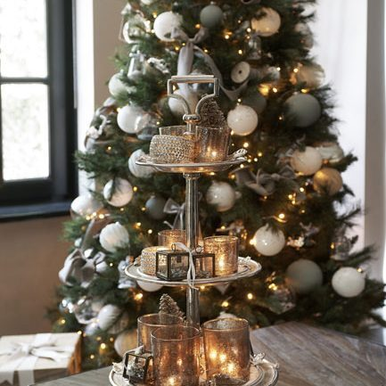 Weihnachtsbaum bei Riviera Maison