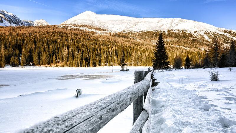 Winterwanderweg Salzburger Lungau