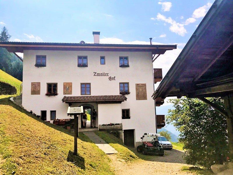 Zmailerhof-Schenna